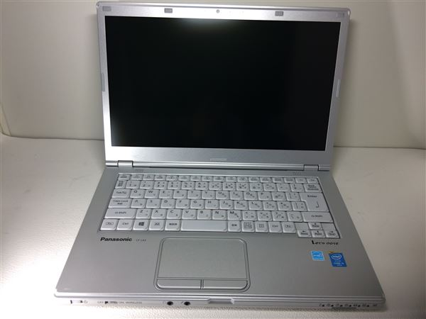 【中古】【安心保証】 Panasonic ノートPC CF-LX3ED0CS