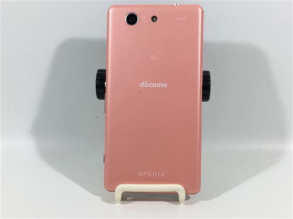 【中古】【安心保証】 docomo SO-04G ピンク