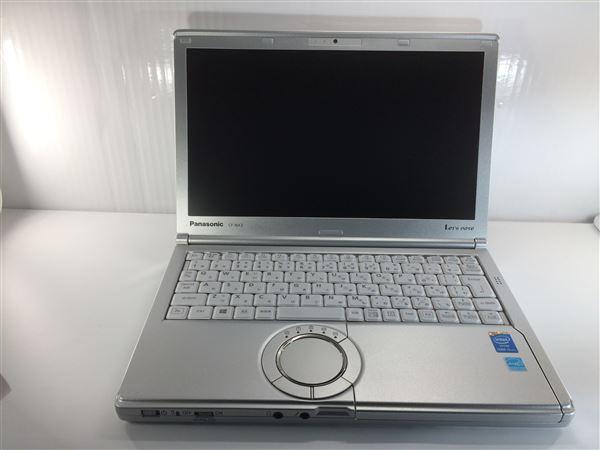 【中古】【安心保証】 Panasonic ノートPC CF-NX3EDWCS