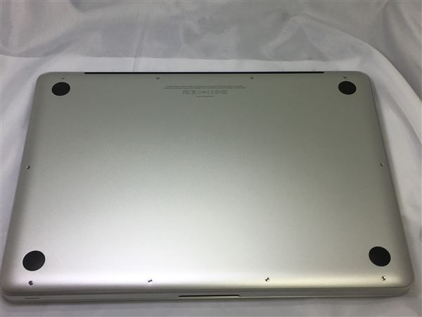 【中古】【安心保証】 アップル ノートPC MD101J/A