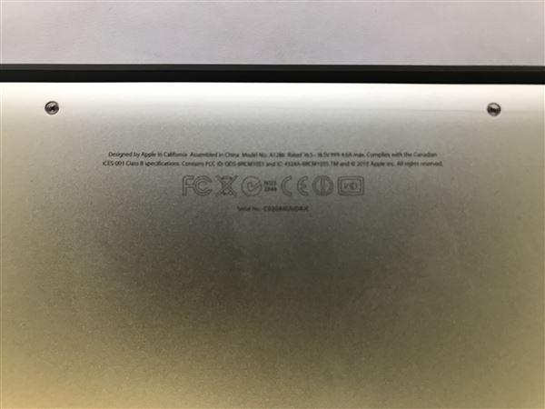 【中古】【安心保証】 アップル ノートPC MC721J/A