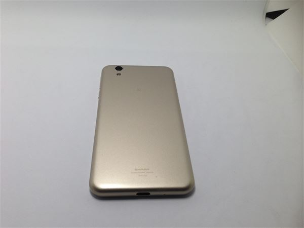 【中古】【安心保証】 UQモバイル SHーL02 ホワイト