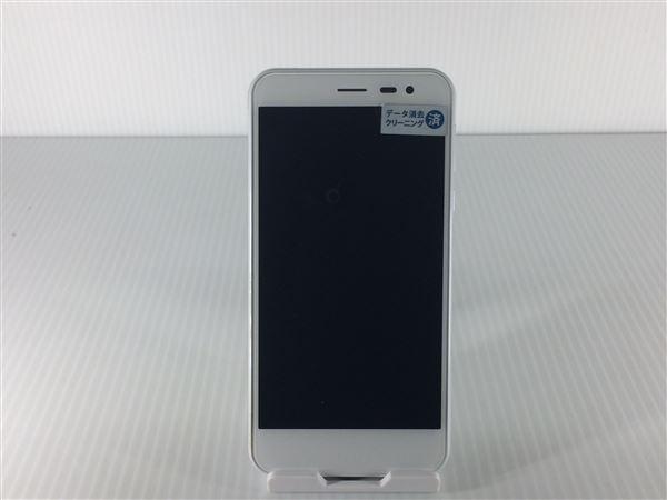 【中古】【安心保証】 Y!mobile Android One 507SH ホワイト