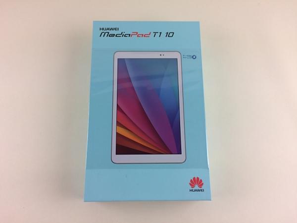 【中古】【安心保証】 MediaPad T1 10[WIFI] シルバー