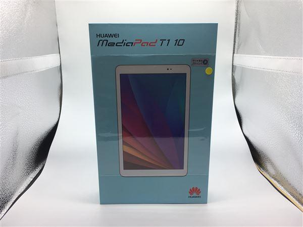 【中古】【安心保証】 SIMフリー MediaPad T1 10 シルバー