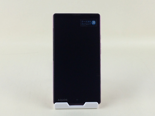 【中古】【安心保証】 SoftBank AQUOS Xx2 mini 503SH ピンク