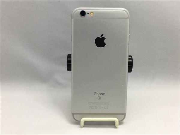 【中古】【安心保証】 SoftBank iPhone6s[32G] シルバー