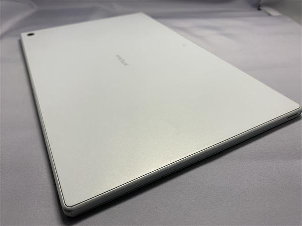 【中古】【安心保証】 XperiaTabletZ[32G] ホワイト