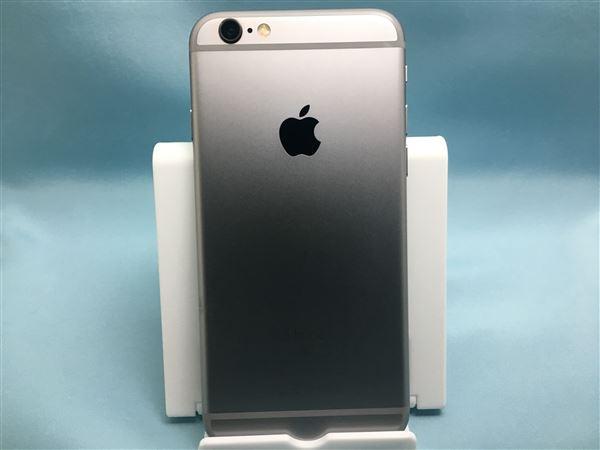 【中古】【安心保証】 SIMフリー iPhone6s[32G] スペースグレイ