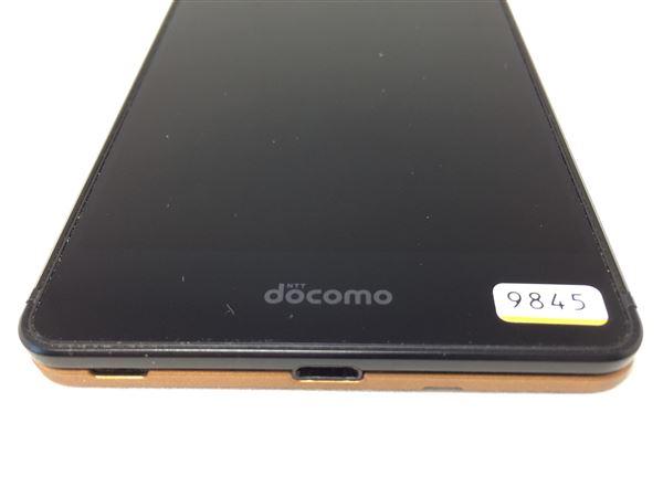 【中古】【安心保証】 docomo Fー01J カッパー