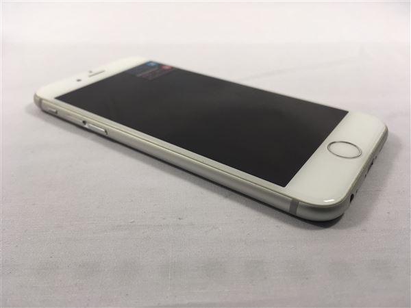 【中古】【安心保証】 UQモバイル iPhone6s[128G] シルバー SIMロック解除済