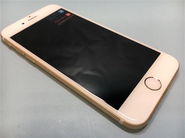 【中古】【安心保証】 UQモバイル iPhone6s[128G] ゴールド SIMロック解除済
