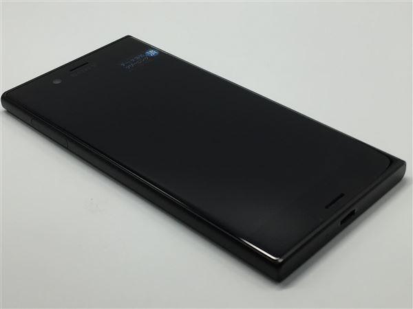 【中古】【安心保証】 SoftBank 602SO ブラック SIMロック解除済