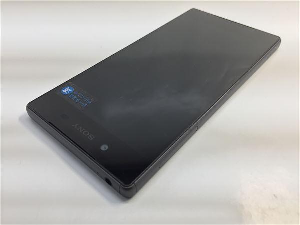 【中古】【安心保証】 SoftBank Mobile Xperia Z5 501SO