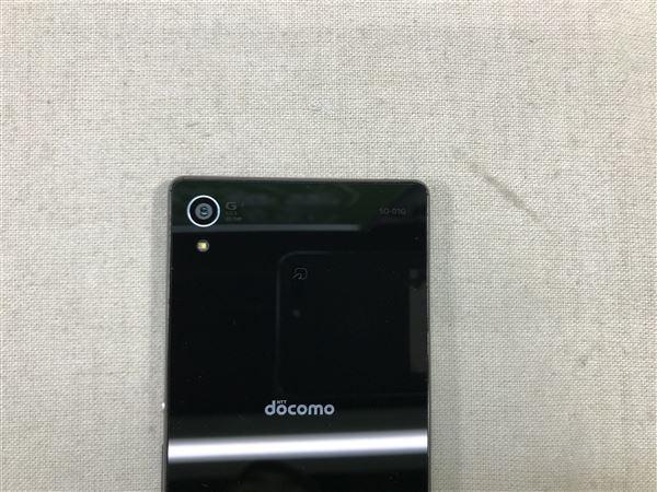 【中古】【安心保証】 docomo SO-03G ブラック SIMロック解除済