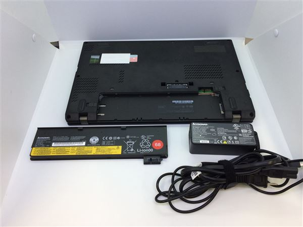 【中古】【安心保証】 Lenovo ノートPC 20ALA015JP
