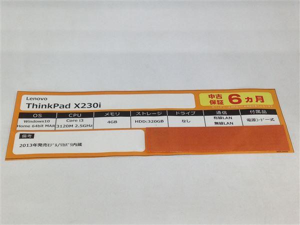 【中古】【安心保証】 Lenovo ノートPC 2306-4L6