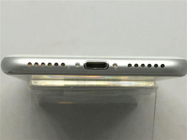 【中古】【安心保証】 SoftBank iPhone7[256G] シルバー