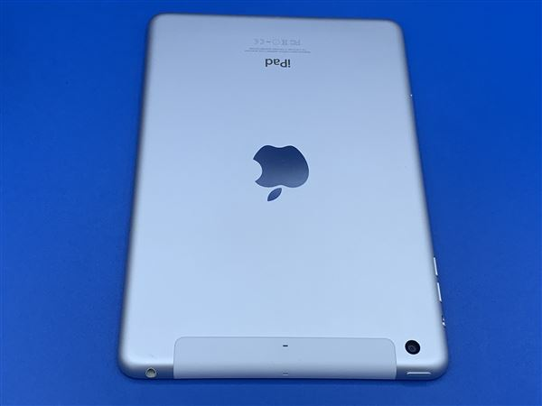 【中古】【安心保証】 au iPadmini-7.9_3[WiFi+4G 16] シルバー