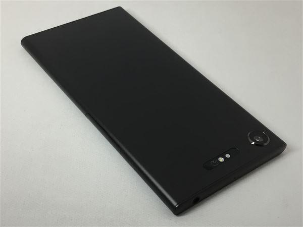 【中古】【安心保証】 docomo SO-01K ブラック