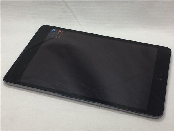 【中古】【安心保証】 iPadmini-7.9_2[WiFi 16G] グレイ