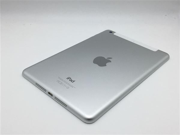 【中古】【安心保証】 iPadmini-7.9_2[セルラー32G] シルバー