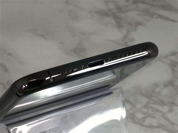 【中古】【安心保証】 SoftBank iPhoneXS[256G] スペースグレイ SIMロック解除済