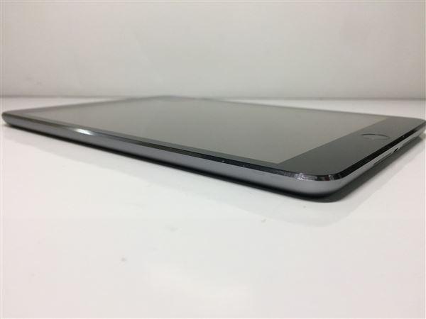 【中古】【安心保証】 SoftBank iPadmini-7.9_3[WiFi+4G 64] グレイ