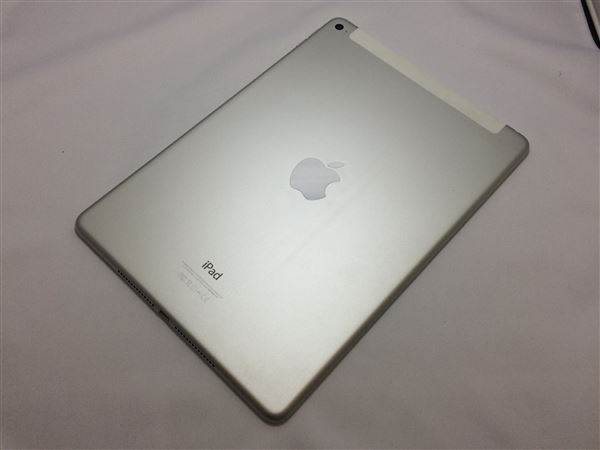 【中古】【安心保証】 iPadAir-9.7_2[64G] シルバー