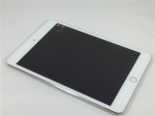【中古】【安心保証】 au iPadmini-7.9_3[WiFi+4G 64] シルバー