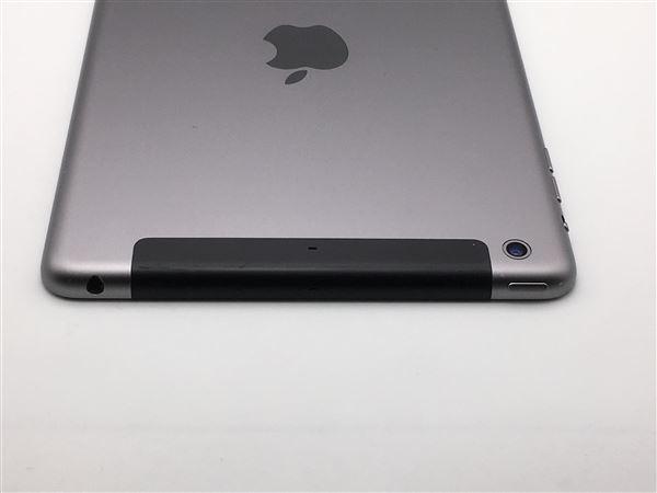 【中古】【安心保証】 SoftBank iPadmini-7.9_2[セルラー32G] グレイ