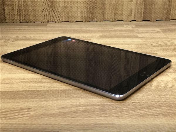 【中古】【安心保証】 iPadmini-7.9_3[WiFi 128] グレイ