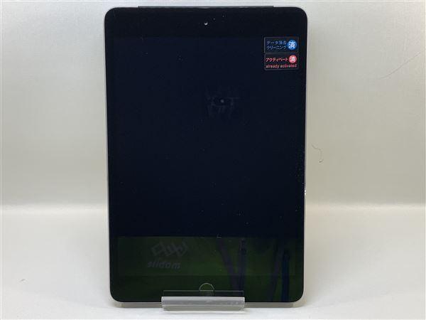 【中古】【安心保証】 docomo iPadmini-7.9_3[WiFi+4G 128] グレイ