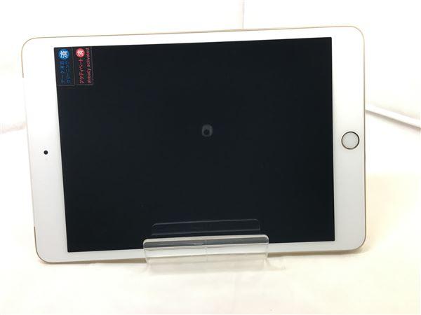 【中古】【安心保証】 SoftBank iPadmini-7.9_3[WiFi+4G 16] ゴールド