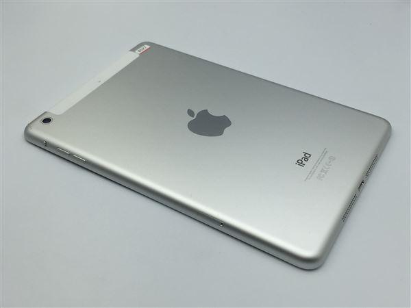 【中古】【安心保証】 SoftBank iPadmini-7.9_2[セルラー32G] シルバー