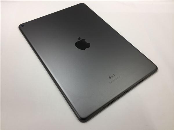 【中古】【安心保証】 iPadAir-10.5_3[WiFi256G] グレイ