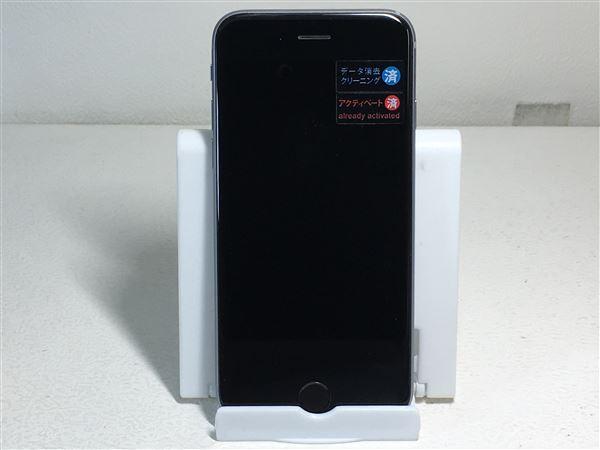 【中古】【安心保証】 SoftBank iPhone6s[128G] スペースグレイ SIMロック解除済