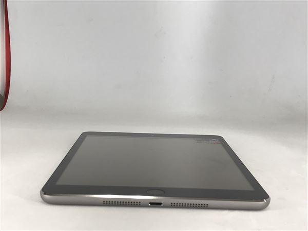 【中古】【安心保証】 SoftBank iPadmini-7.9_3[WiFi+4G 16] グレイ