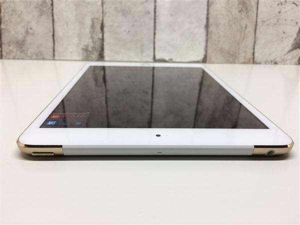 【中古】【安心保証】 au iPadmini-7.9_3[WiFi+4G 128] ゴールド