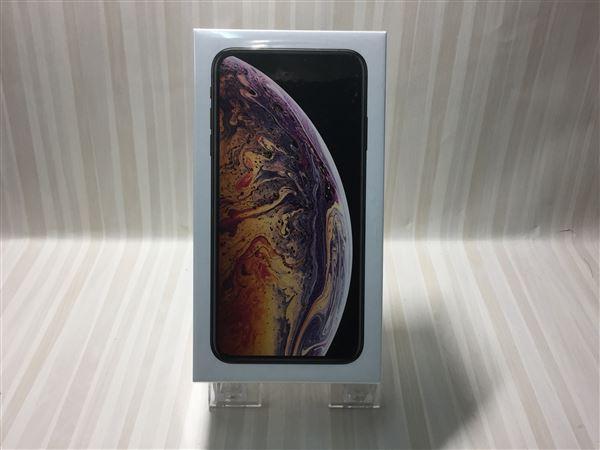 【中古】【安心保証】 iPhoneXSMax[64G-A2104]★香港版 SIMフリー★【デュアルSIM】ゴールド