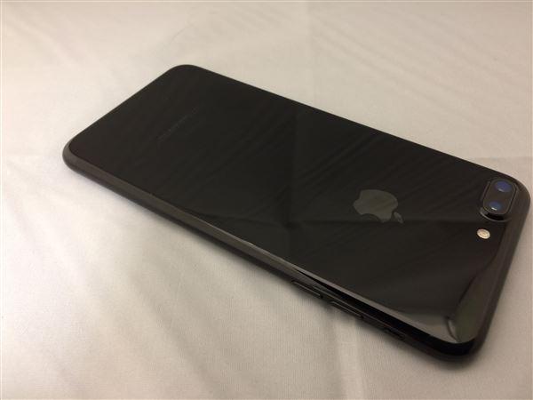 【中古】【安心保証】 docomo iPhone7Plus[256GB] ジェットブラック