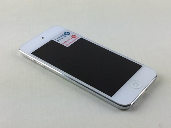 【中古】【安心保証】 iPodtouch5[16GB](シルバー)MGG52J