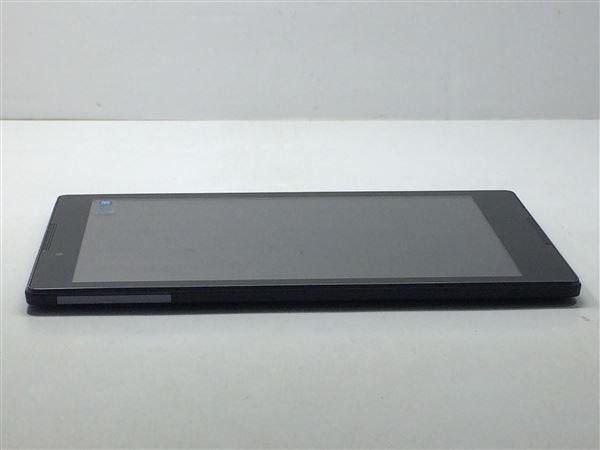 【中古】【安心保証】 SoftBank Lenovo TAB 3 601LV ストレートブラック