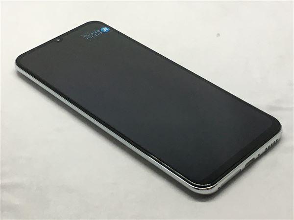 【中古】【安心保証】 au Mi 10 Lite 5G[128G] ドリーム ホワイト