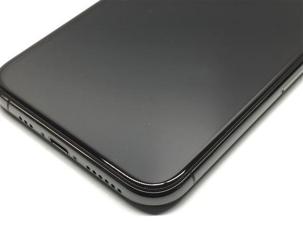 【中古】【安心保証】 au iPhone11 Pro[256G] スペースグレイ