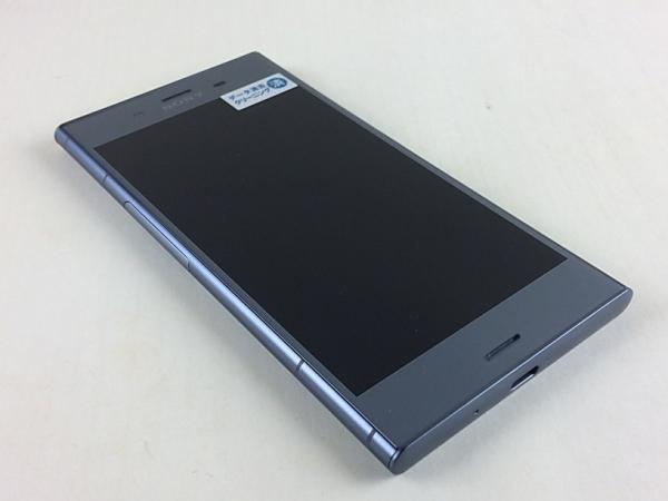 【中古】【安心保証】 SIMフリー XperiaXZ1[海外] ムーンリットブルー