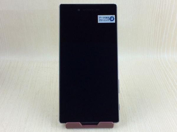 【中古】【安心保証】 docomo Mobile Xperia Z5 Premium SO-03H