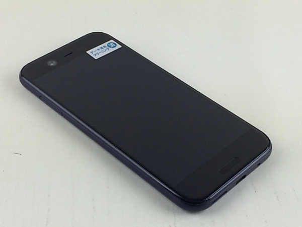 【中古】【安心保証】 Y!mobile Android One X1 ダークパープル