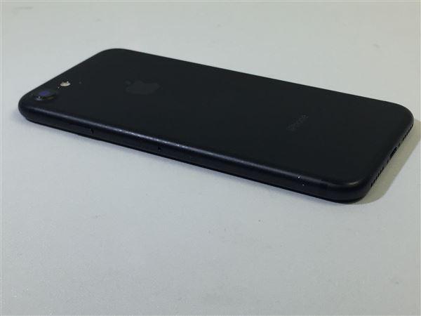【中古】【安心保証】 SIMフリー iPhone7[128G] ブラック