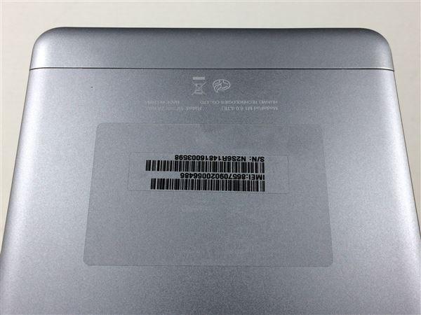 【中古】【安心保証】 SIMフリー MediaPad M1 8.0[SIM] グレー
